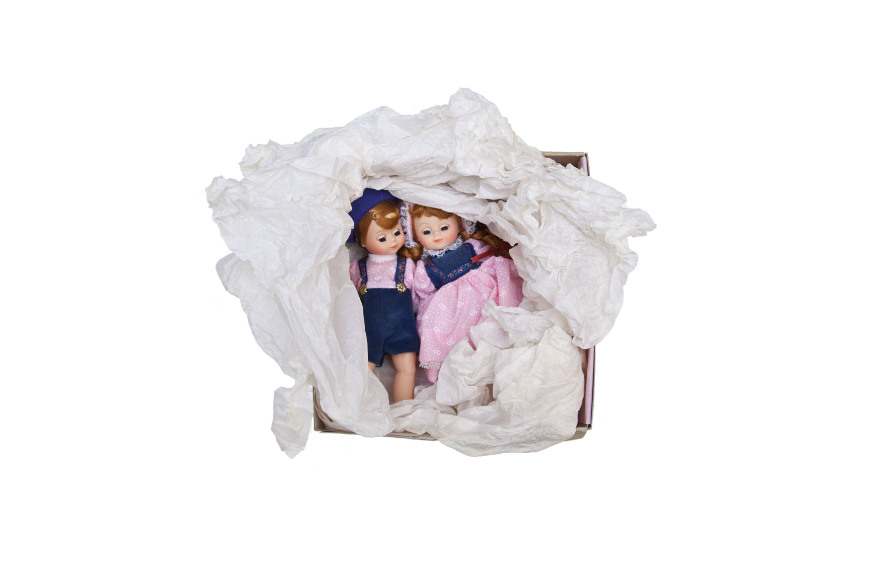 Emily Kinni-Childhood Objects